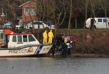 Fabio Crortesi fue encontrado sin vida el miércoles pasado, flotando en las aguas del río Gualeguaychú. (Fotografía Gentileza Ricardo Santellán).