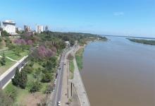 La Costanera Baja de Paraná será peatonal de lunes a viernes entre las 18 y las 21, con el objetivo de favorecer la recreación, el esparcimiento y la actividad deportiva.
