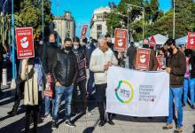 protesta hoteleros, gastronómicos y gimnasios de Paraná