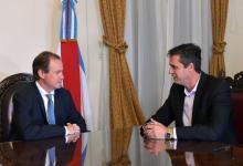 Gustavo Bordet y Enrique Cresto
