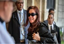 Cristina Kirchner regresa de Cuba