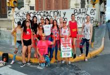 Marcharon en Paraná para pedir por el cumplimiento del cupo laboral trans