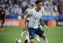 """""""Hicimos un primer tiempo increíble"""", destacó Lautaro Martínez"""