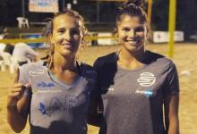 Beach Volley: los entrerrianos Azaad y Gallay ya están en Hamburgo para el Mundial