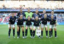 Fútbol: el sueño de las chicas argentinas en el Mundial de Francia terminó en primera ronda