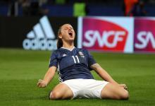 Fútbol: las chicas argentinas lograron un heroico empate y sueñan con la clasificación