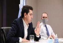 Los ministros Wado De Pedro y Martín Guzmán estarán este jueves en Paraná y Concordia