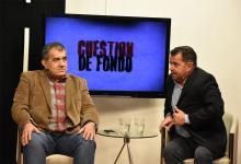 Cáceres y Kneeteman debatieron en el programa Cuestión de Fondo (Canal 9, Litoral), luego de las PASO del domingo.