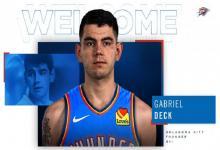 Gabriel Deck