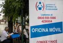 Defensa del Consumidor de Paraná Oficina Móvil
