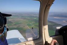 La provincia realiza inspección y relevamiento de la situación en la zona de islas del Delta, tanto por aire, tierra y agua.