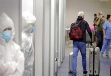 El caso fue detectado en el aeropuerto de Ezeiza.