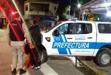 detenido por robo en Pueblo Belgrano