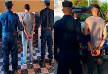 detenidos asalto remisero