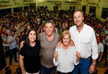 """En Diamante, los candidatos de Juntos por el Cambio convocaron a """"militar con más fuerza que nunca"""" para revertir el resultado de las PASO."""