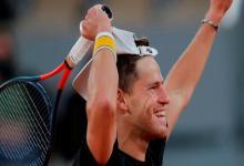 Diego Schwartzman subirá al octavo puesto del ranking ATP el próximo lunes