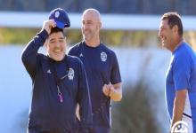 Con Maradona y cuatro entrerrianos, Gimnasia La Plata retomará el trabajo este jueves