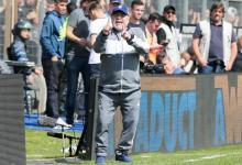 Maradona en GELP