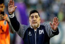 """Estábamos convencidos de que nos salvábamos en la cancha"", afirmó Diego Maradona"