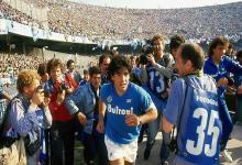 Nápoli cambiará el nombre de su estadio en homenaje a Diego Armando Maradona