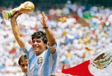 Erigirán una estatua de Maradona en el aeropuerto de Ezeiza