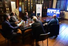 El proyecto sobre Tasa de Justicia fue analizado por diputados con el Poder Judicial