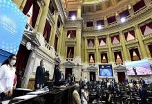 Diputados pudo sesionar recién el jueves pasado para debatir un conjunto de 4 de los 27 temas enviado por el Ejecutivo.