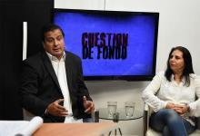 Los candidatos a diputados nacionales, Marcelo Casretto (Frente de Todos) y Gabriela Lena (Juntos por el Cambio), intercambiaron perspectivas de cara a las elecciones del 27 de octubre.