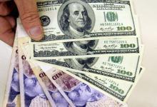 dolar y pesos