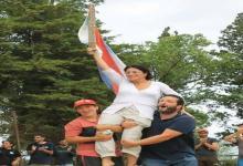 Dolores Etchevehere festeja la resolución judicial
