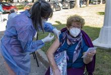 En cuanto al desarrollo de la campaña en la última semana, y de acuerdo a los datos del Registro Federal de Vacunación (Nomivac), entre el lunes 12 y el viernes 16 de abril por la tarde se cargaron 18.288 dosis aplicadas.