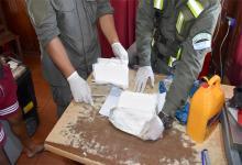 Secuestraron 3 kilos de cocaína en un colectivo que iba a Entre Ríos