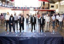 La provincia entregó aportes de emergencia a clubes de barrio del departamento Uruguay