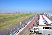 Realizarán obras de reparación en el autódromo de Concepción del Uruguay