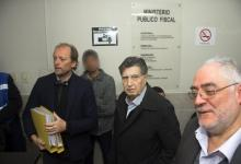 De Breuil y sus abogados