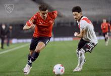 River e Independiente quedaron a mano en el Monumental