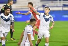 Vélez se destapó en el complemento y goleó a Unión en Liniers