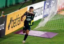 Copa Libertadores: Defensa y Justicia festejó con dos goles del entrerriano Walter Bou