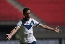 Copa Libertadores: Vélez consiguió su primera victoria en su visita a Chile