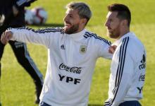 Sergio Agüero tiene acordada de palabra su llegada al Barcelona de España