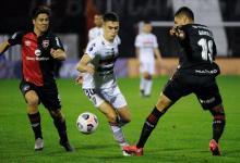 Con un triunfo sobre Palestino, Newell's se ilusiona con avanzar en la Sudamericana