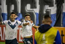 Copa Libertadores: Vélez dio un paso clave con un triunfo ante Liga de Quito