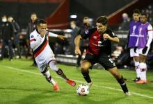 Fútbol: Newell's apenas empató en Rosario y se despidió de la Copa Sudamericana