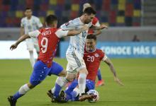 Argentina empató con Chile en el regreso de las Eliminatorias rumbo a Qatar