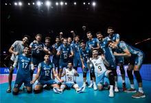 Vóley: la selección argentina masculina ya tiene plantel confirmado para Tokio