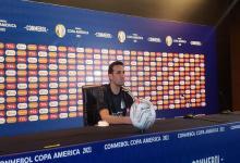 """Lionel Scaloni: """"Es un partido importante, pero hay que tomarlo con calma"""""""