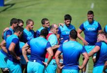 Con varios cambios, Mario Ledesma prepara a Los Pumas para enfrentar a Gales