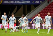 En los penales, Argentina eliminó a Colombia y se clasificó finalista de la Copa América