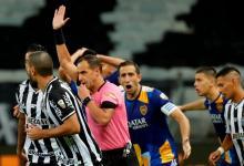 Boca perdió por penales una serie marcada por el VAR y se despidió de la Copa Libertadores