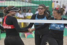 Beach Volley: Estados Unidos le impidió a la nogoyaense Ana Gallay repetir el oro